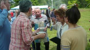 Az idén is részt vettünk a martfűi városi majálison