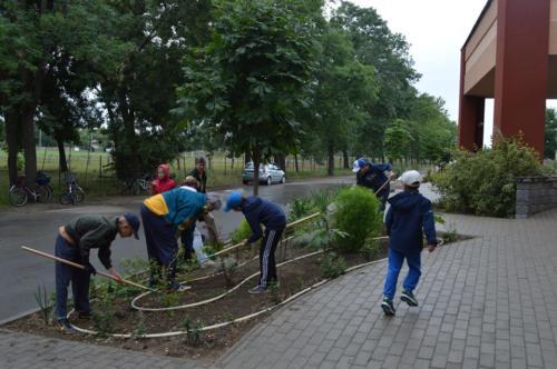 Városszépítő Gyermektábor 2015.06.