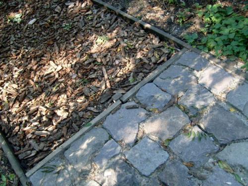 15. Bazaltkockákról faháncsra vált az ösvény